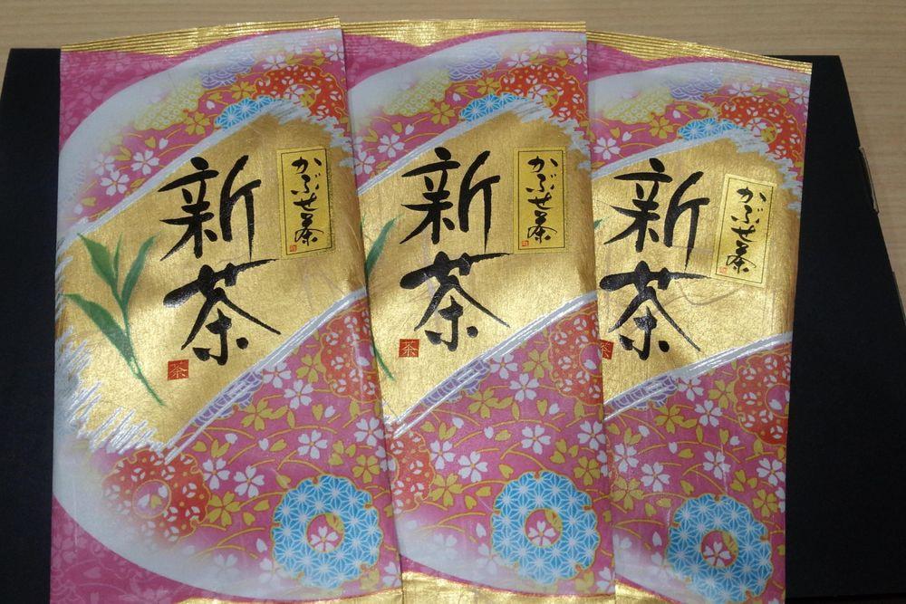 静岡県富士宮産 新茶 特選かぶせ茶