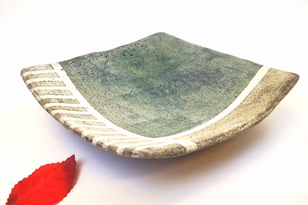 角皿(小)ピアノ