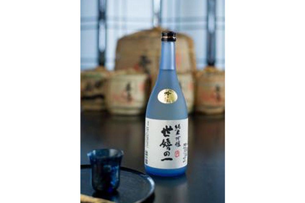 世嬉の一酒造 純米吟醸 吟ぎんが 720ml