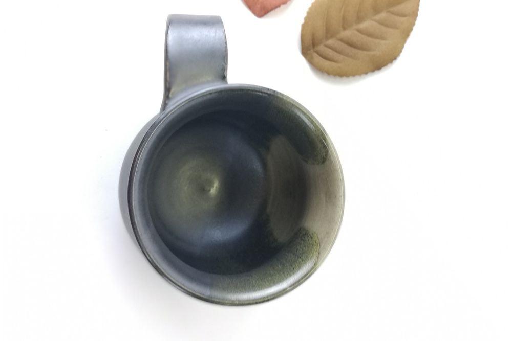 珈琲杯 緑