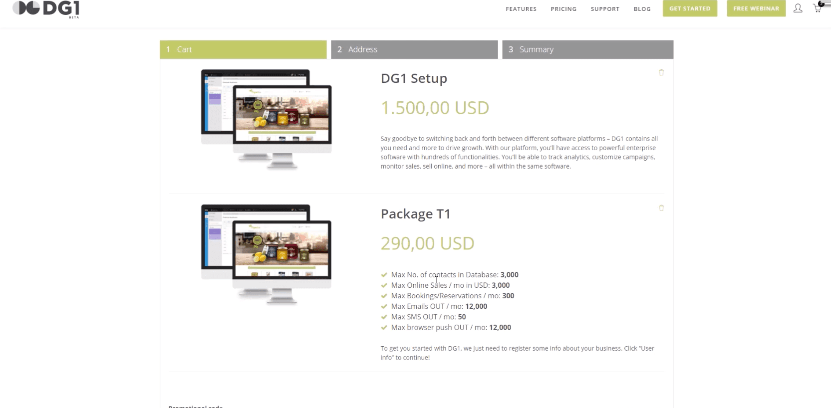 Video - DG1購入方法