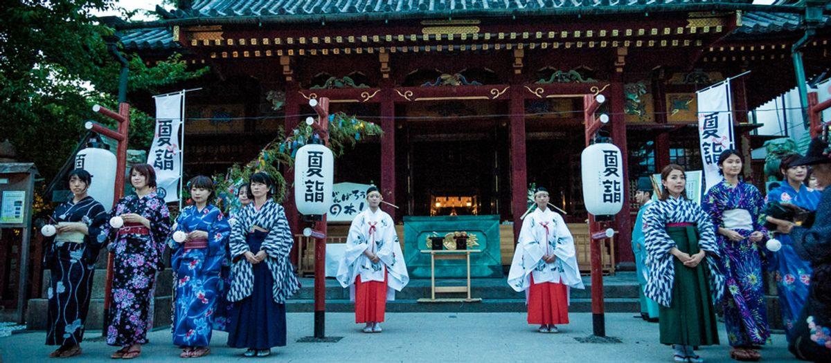 浅草神社 第6回 夏詣